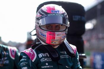 Aston Martin confirma a Sebastian Vettel y Lance Stroll como pilotos para 2022