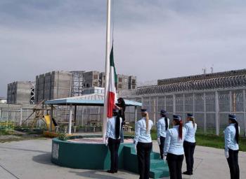 En centro penitenciarios de la CDMX se conmemoró el aniversario de la Independencia