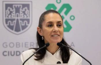 Sheinbaum dialogará con la ciudadanía por Tercer Informe de Gobierno