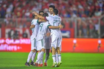 México se mantiene dentro del Top 10 del ranking FIFA
