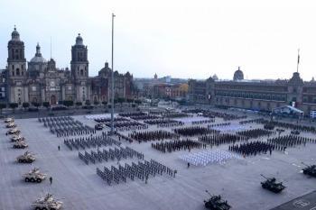 En vivo: Desfile Militar en el Zócalo de la CDMX