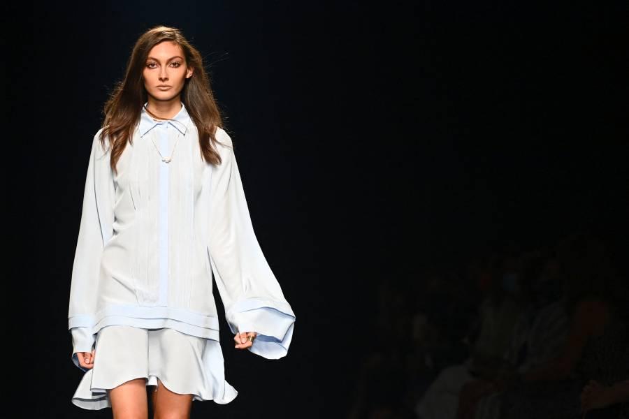 Regresan los desfiles a la Semana de la Moda en Londres