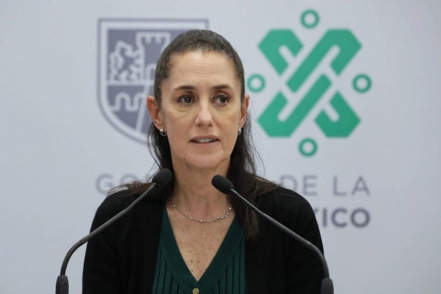 #EnVivo: Claudia Sheinbaum presenta su Tercer Informe de Gobierno