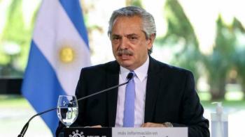 Alberto Fernández canceló su viaje a México por crisis en Argentina