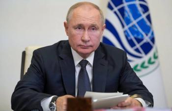 Vladimir Putin anuncia que