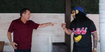 Chávez explota contra youtuber porque se burla de su hijo por segunda vez