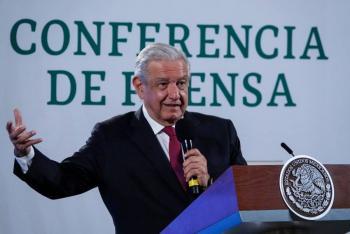 Nadie va a ser obligado a operar en Santa Lucía: López Obrador