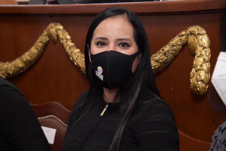 Sandra Cuevas solicitará más recursos para atender desastres naturales en Cuauhtémoc