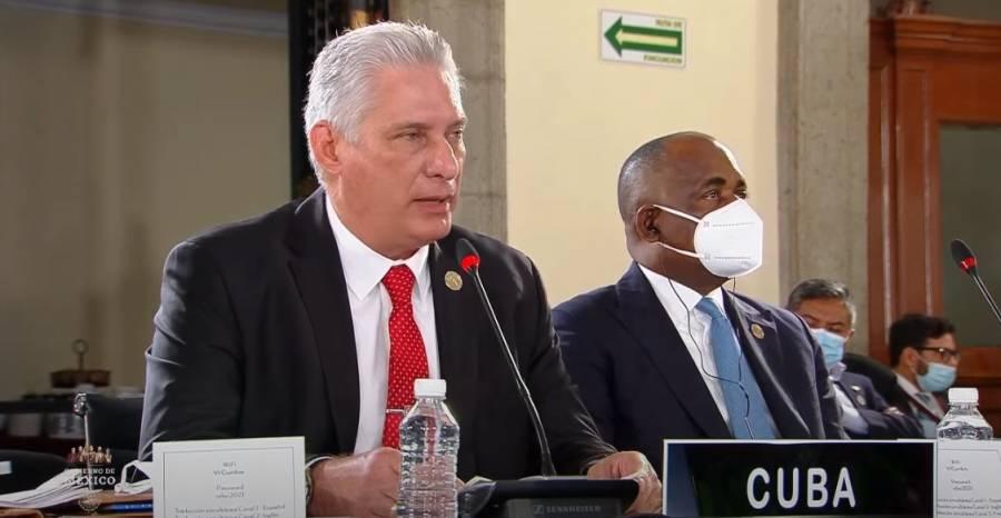 Cuba seguirá defendiendo el socialismo, dice Díaz-Canel en la CELAC