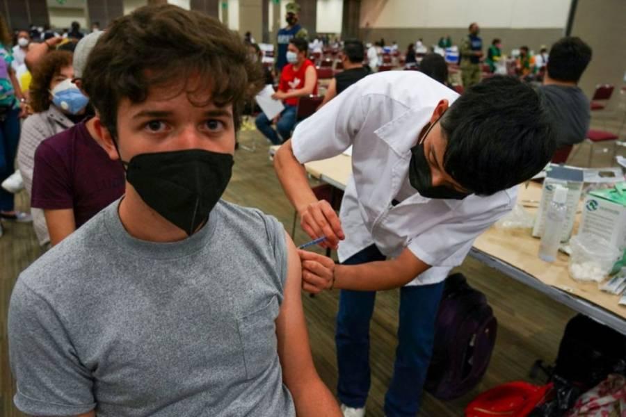 En las últimas 24 horas, México reporta 11 mil 711 contagios de Covid-19