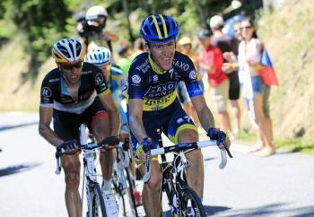 Chris Anker Sorensen exciclista murió en accidente en Bélgica