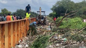 Ayuntamiento de Soledad es partícipe del Plan de Contingencia Pluvial 2021