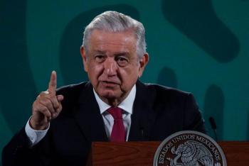Declaran 'persona non grata' a AMLO por el apoyo a los dictadores Maduro y Díaz-Canel