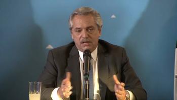 Alberto Fernández renueva gabinete tras crisis de gobierno