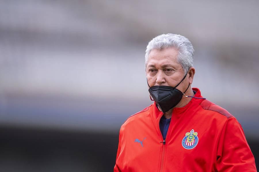 Oficial: Chivas despide a Vucetich a una semana del Clásico ante América
