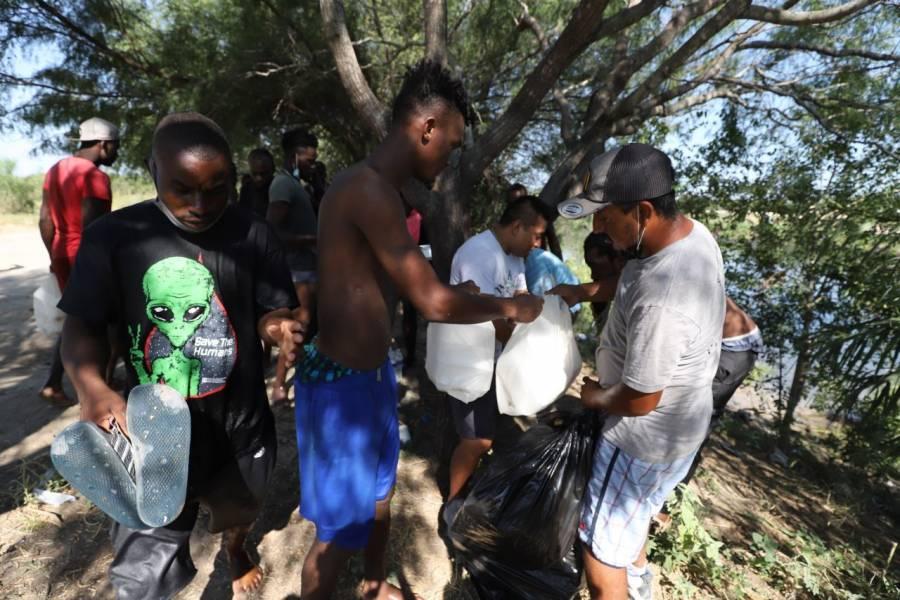 México iniciará deportación de haitianos, indican