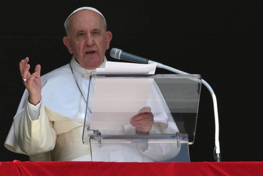 Papa expresa apoyo a víctimas de inundaciones en Hidalgo
