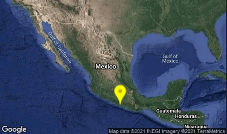 ¡Lo que faltaba! Se registra sismo de magnitud 4.0 en Acapulco, Guerrero