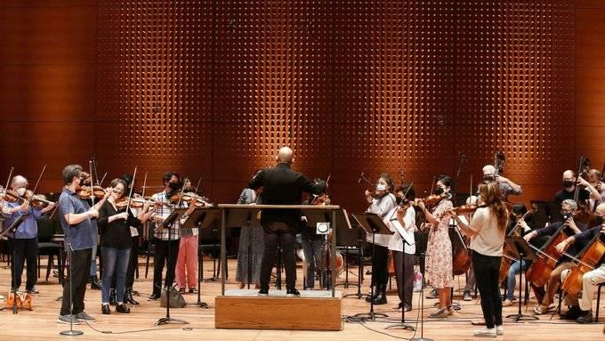 La Filarmónica de Nueva York regresa después de la pandemia