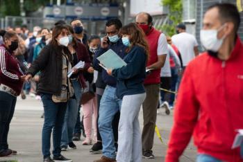 México suma casi 5 mil casos nuevos de Covid y 200 fallecimientos