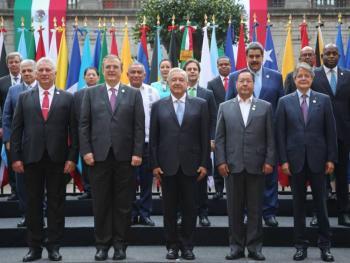 Condenan senadores del PAN pretensión del gobierno de sustituir a la OEA