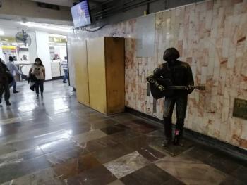 Historias en el Metro: Rockdrigo