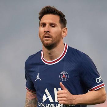 Por primera vez Lionel Messi fue titular en el PSG