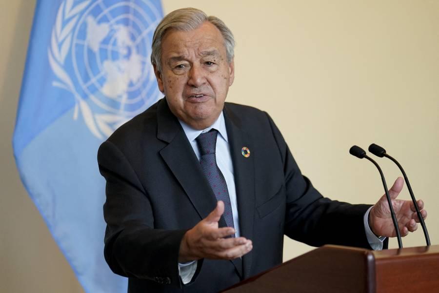 """Teme ONU de nueva """"guerra fría"""" entre EEUU y China"""
