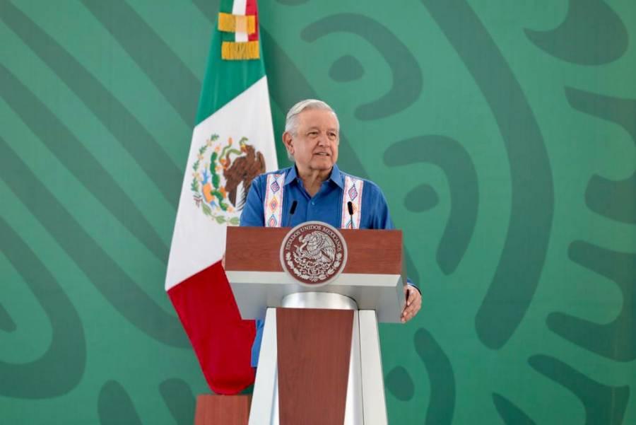 AMLO hace pública carta a Biden para pedirle ayuda para 330 mil centroamericanos
