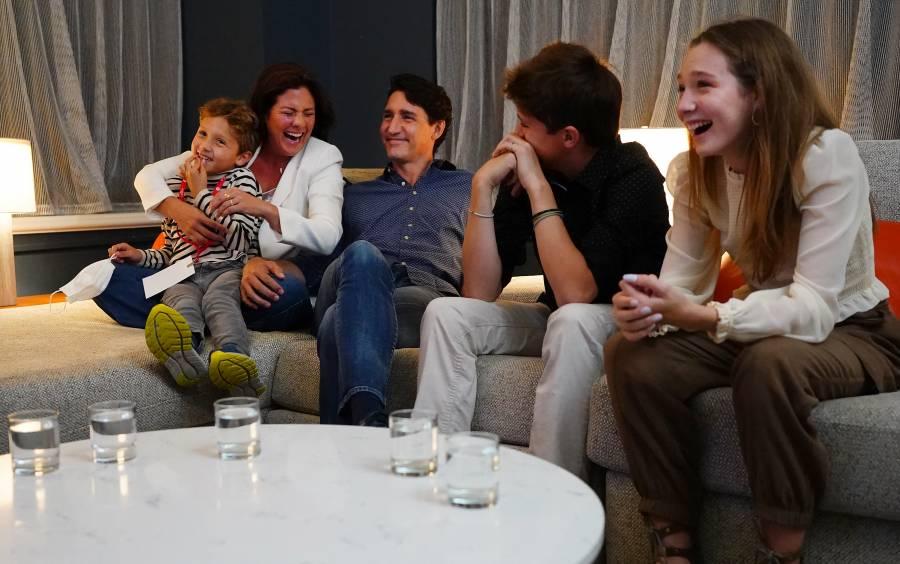Trudeau gana elecciones en Canadá