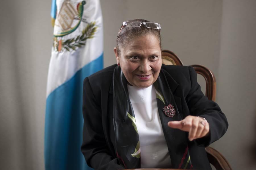 EEUU prohibe ingreso de fiscal general de Guatemala y 5 magistrados de El Salvador