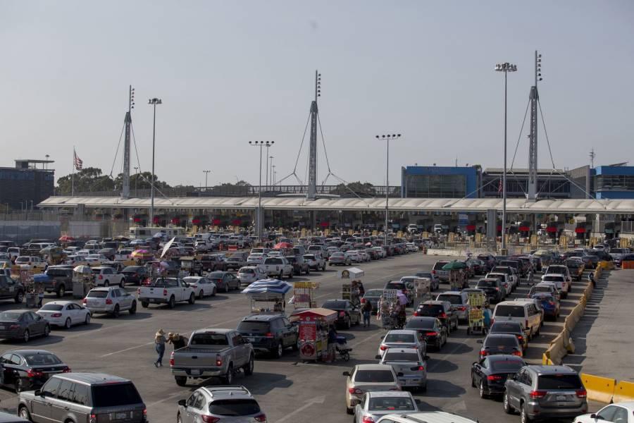 EEUU extiende hasta el 21 de octubre, restricciones en fronteras terrestres con México y Canadá