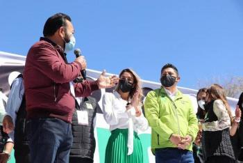 Héctor Serrano desmiente descalificaciones contra Ricardo Gallardo, gobernador electo de SLP