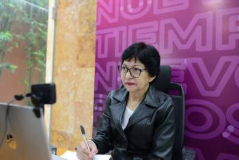 Lilia Cedillo, virtual primera rectora de la BUAP