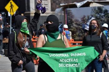 Morena va por el aborto seguro en todo el país