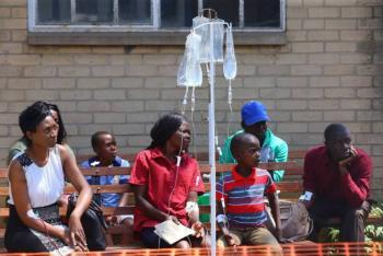 Brote de cólera pone en alerta a Nigeria