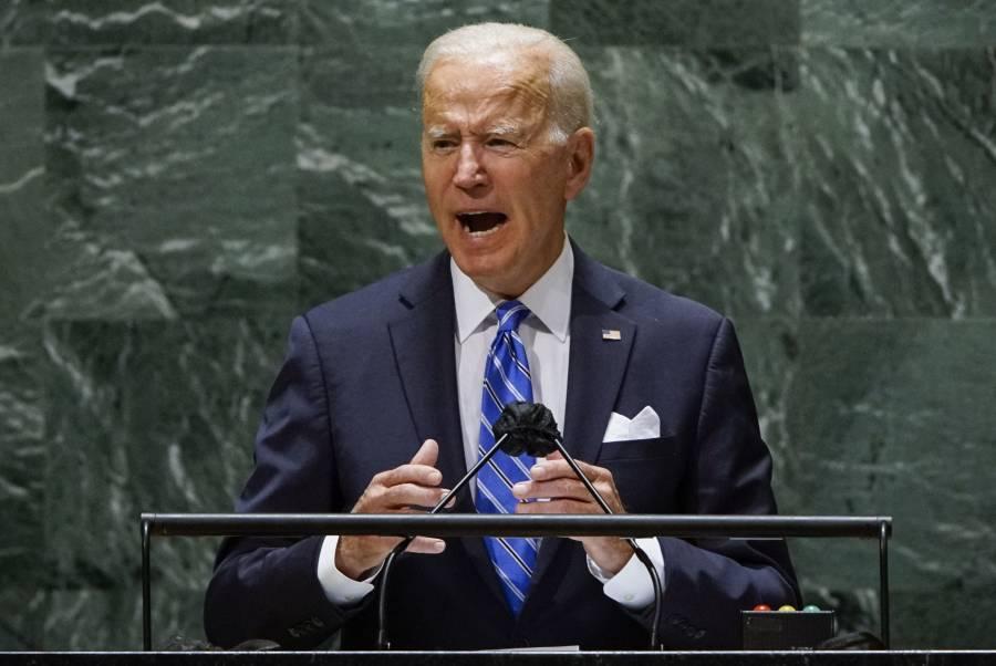 """Descarta Biden iniciar una """"Guerra Fría"""" con China"""