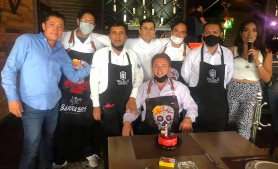 Somos rehenes de delincuentes, dice familia de empresario asesinado con una bomba en Salamanca