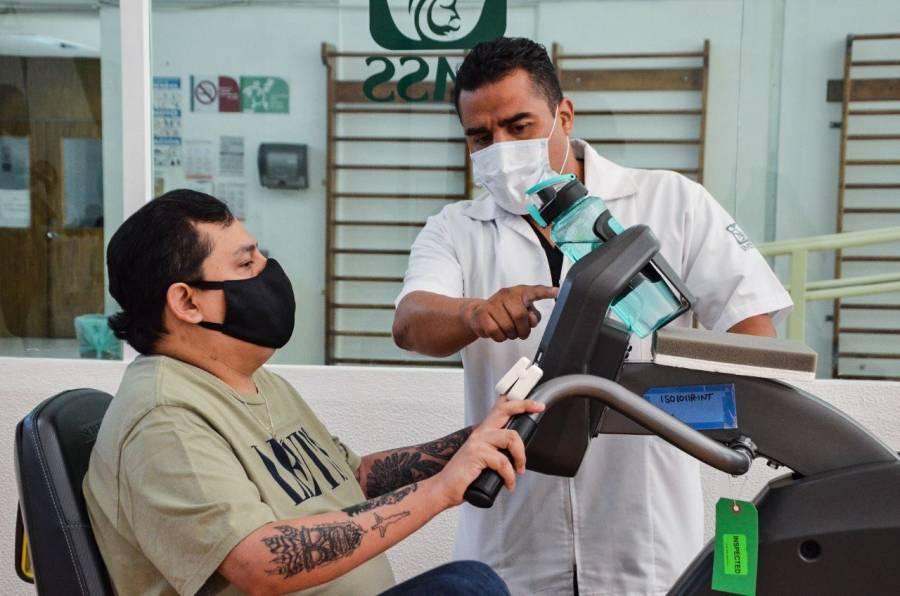 México registra 815 muertes por Covid en 24 horas