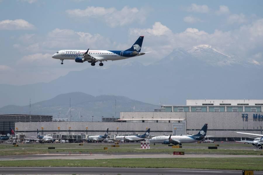 Aeroméxico consigue nueva prórroga para reestructurar finanzas
