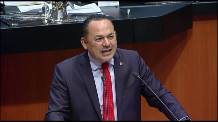 Erandi Bermúdez reitera llamado al Gobierno para solucionar huelga en Notimex
