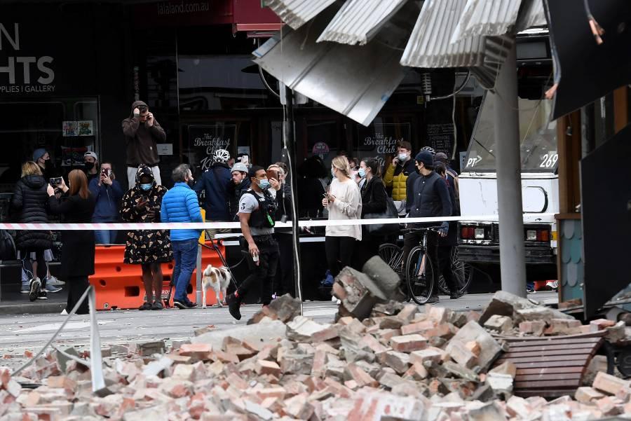 Terremoto de magnitud 5.8 sacude el sureste de Australia
