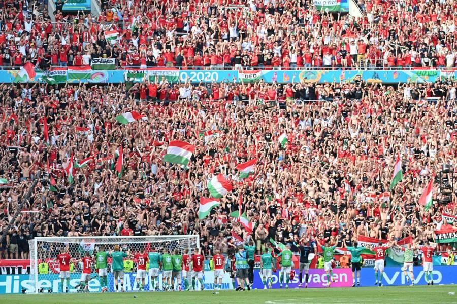 FIFA castiga a la selección de Hungría por racismo de aficionados