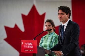 Victoria de Trudeau no fue suficiente para obtener mayoría parlamentaria