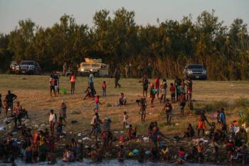 Ciudad Acuña, entre la esperanza y sentencia de los migrantes haitianos