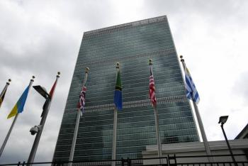 Talibanes solicitan participar en Asamblea General de la ONU