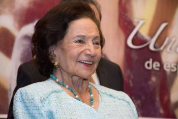 Senado propuso otorgar Medalla 'Belisario Domínguez' a Ifigenia Martínez