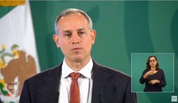 Van 8 semanas consecutivas de reducción de casos de COVID-19: López-Gatell