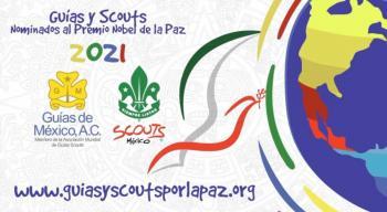 Celebra Scouts de México el Día Internacional de la Paz