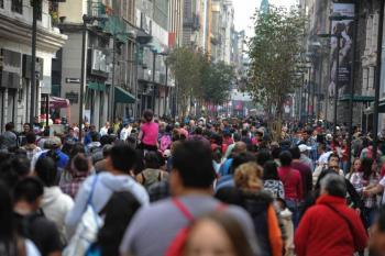 OCDE proyecta crecimiento económico de 3.4% para México en 2022